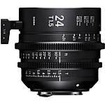 Sigma 24-35mm T2.2 Fully Luminous FF Zoom Lens (Sony E, Metric)