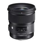 Sigma 24mm f/1.4 DG HSM Art Lens for Nikon