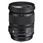 Sigma DG (OS) HSM ART 24-105mm f/4 Telephoto Lens for Sigma Mount - Black