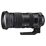 Sigma 60-600mm F4.5-6.3 DG OS HSM Sports Lens (Nikon)