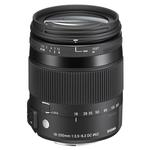 Sigma DC Macro OS HSM 18-200mm f/3.5-6.3 Telephoto Lens for Sigma - Black