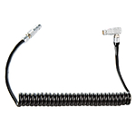 Shape Coiled Start  and  Stop Cable for ARRI Camera  - 16