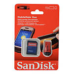 SanDisk SDDRK-121-A46MicroSD to SD adapter/JC +