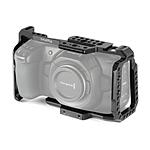 SmallRig QR Half Cage for Blackmagic Design Pocket Cinema Camera 4K