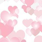 Savage 53X18 Printed Background - Love Burst