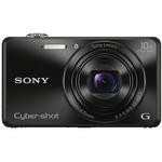 Sony Cyber-Shot DSC-WX220 18.2 Megapixel Digital Camera - Black