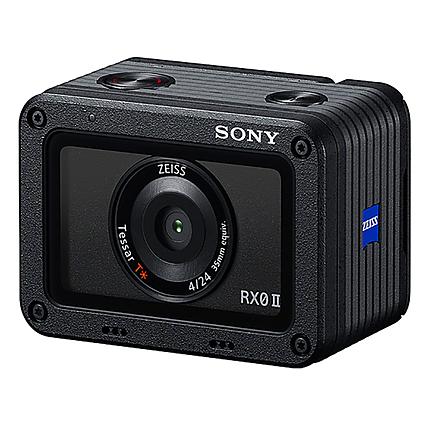 Sony Cyber-shot DSC-RX0 II Digital Camera