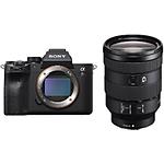 Sony Alpha a7R IV Mirrorless Digital Camera with 24-105mm Lens Kit