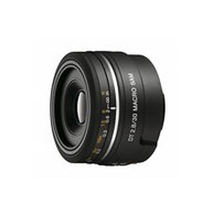 Sony DT 30mm F2.8 SAM Macro Lens
