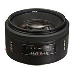 Sony 50mm F1.4 Prime Lens