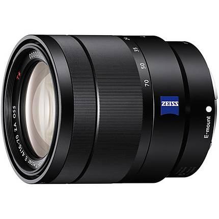 Sony Vario-Tessar T E 16-70mm f/4 ZA OSS Short Telephoto Lens - Black