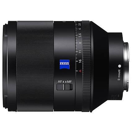 Sony Planar T* FE 50mm f/1.4 ZA Lens