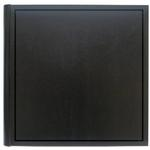 Tap 8 x 10 In. Parade-80 Album Black with Black Pages (10 Pages)