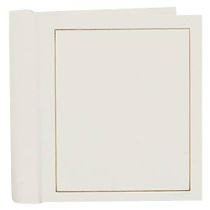 Tap 4 x 6 In. Parade Album 46 (10 Pages) - White