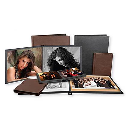 Tap 5X7 Superior Mount Album Black 5pages