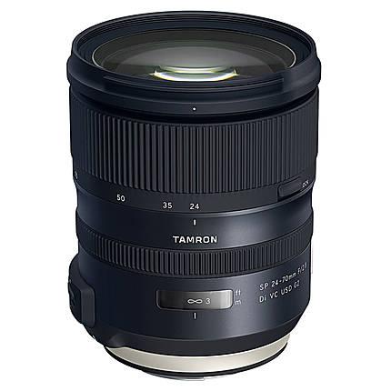 Tamron SP 24-70mm f/2.8 Di VC USD G2 for Canon EF