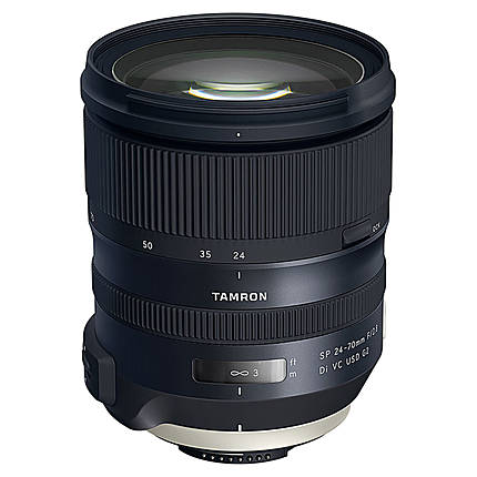 Tamron SP 24-70mm f/2.8 Di VC USD G2 for Nikon F