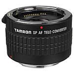 Tamron SP 2.0x Pro Teleconverter Lens for Canon AF Mount Lenses - Black