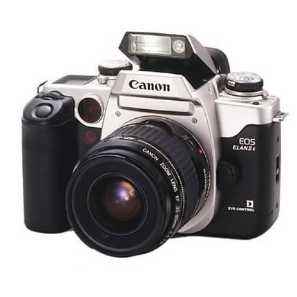 Used Canon Elan IIE EOS 35mm Film Camera - Excellent