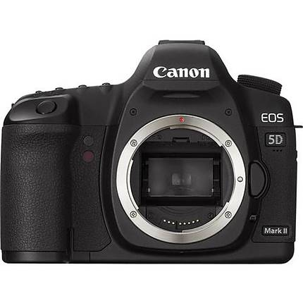 Used Canon EOS 5D Mark II Digital SLR [D] - Excellent