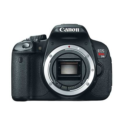 Used Canon EOS Rebel T4i Body Only [D] - Excellent