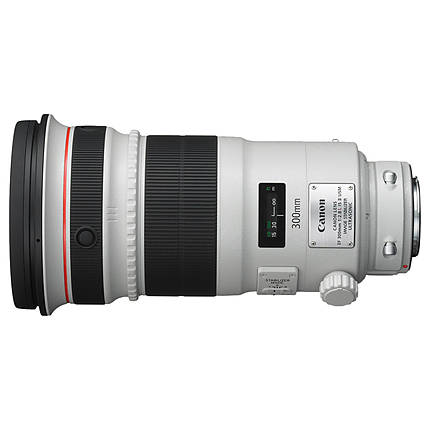 Used Canon EF 300mm f/2.8L IS II USM Telephoto Lens - Excellent