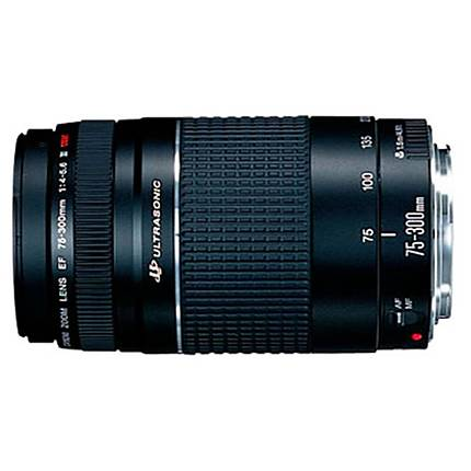 Used Canon EF 75-300mm F4-5.6 III USM - Excellent