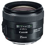 Used Canon 35mm f/2 IS USM - Excellent