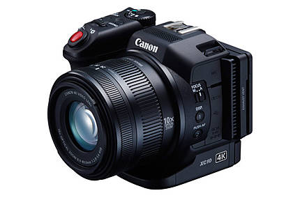 Used Canon XC10 4K Professional Camcorder - Excellent