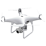 Used DJI Phantom 4 Pro Quadcopter - Excellent