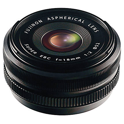 Used Fujifilm XF 18mm F/2.0 - Excellent
