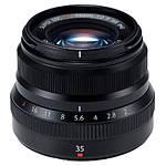 Used Fuji XF 35mm f2 R WR Black [L] - Excellent