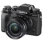 Used Fujifilm X-T2 Mirrorless Digital Camera with 18-55mm Lens