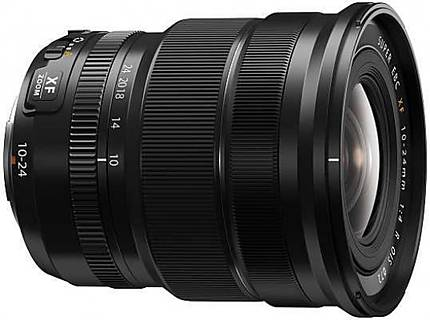 Used Fujifilm XF 10-24mm f/4 R OIS Lens - Excellent