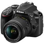 Used Nikon D3400 w/ 18-55mm AF-P - Excellent