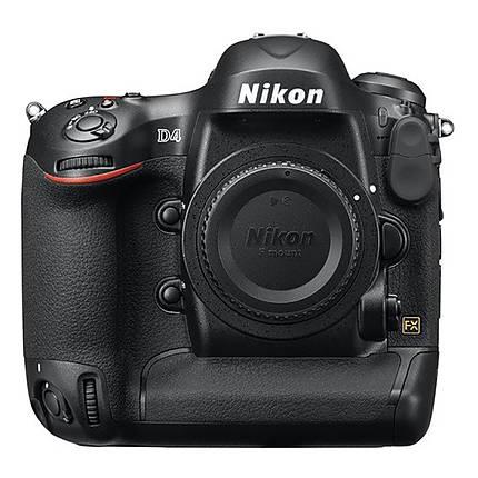Used Nikon D4S Body [D] - Excellent