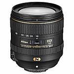 Used Nikon AF-S DX NIKKOR 16-80mm f/2.8-4E ED VR Lens [L] - Excellent