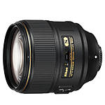 Used Nikon Nikkor AF-S 105mm f/1.4 E [L] - Excellent