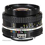 Used Nikon 20mm f/3.5 AiS Lens - Excellent