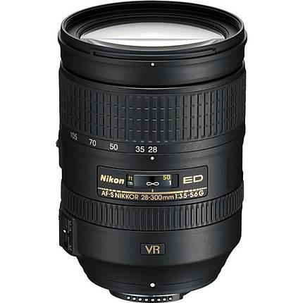 Used Nikon AF-S NIKKOR 28-300mm f/3.5-5.6G ED VR - Excellent