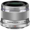 Used Olympus M.Zuiko Digital 25mm f/1.8 Lens (Silver) - Excellent