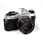 Used Pentax Super Program 35mm SLR With 50mm F/1.7 - Excellent