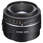 Used Sony 85mm f/2.8 Lens **No Rear Cap**[L] - Excellent