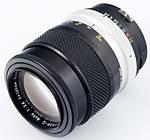 Used Nikkor Q 135mm f/2.8 Non AI - Fair