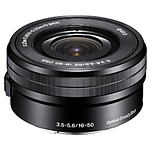 Used Sony E 16-50mm f/3.5-5.6 PZ OSS [L] - Fair