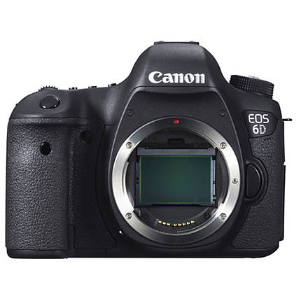Used Canon 6D DSLR [D] - Good