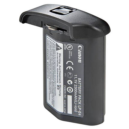 Used Canon LP-E4 Li-ion Battery for 1D mkIII/1D mkIV/1D X - Good