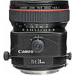 Used Canon 24MM F/3.5L TS-E Ver 1 - Good