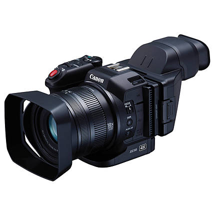 Used Canon XC10 4K Professional Camcorder - Good