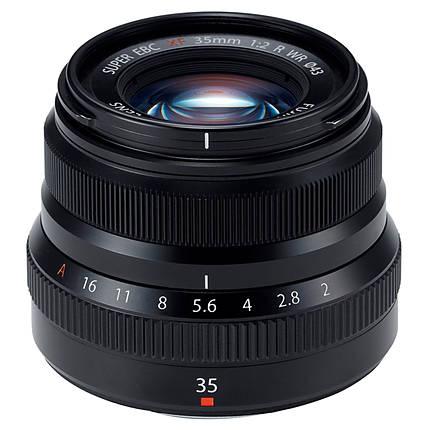Used Fujifilm XF 35mm f2 R WR (Black) - Good